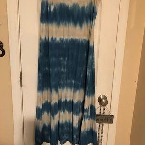 Dresses & Skirts - Soft cotton maxi skirt. Size large.